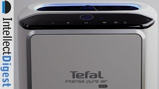 Tefal Intense Pure Air XL Air Purifier Review- #GetTheBestOutOfEveryday by #TefalIndia