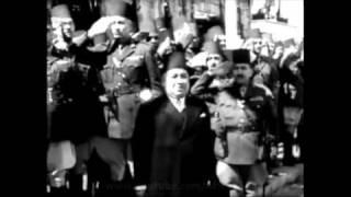 جريدة مصر الناطقة - أحمد ماهر باشا رئيس وزراء مصر ١٩٤٥