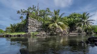 Explore Nan Madol, Pohnpei, FSM 2017