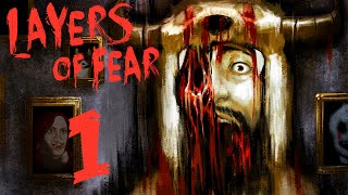 Layers of Fear - Full Version #1: Amazing Indie Horror Game (Gameplay / Walkthrough)