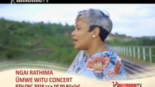 Ngai Rathima Umwe Witu-Roise Kim concert Promo