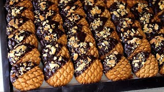 تميزي هذا العيد أمام ضيوفك بهذه الحلوى الخطيرة ب 3 مذاقات متنوعة جربيها وإدعيلي