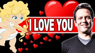 Xbox Fans: I LOVE YOU PHIL SPENCER & XBOX ONE