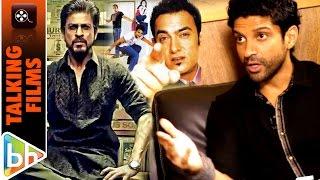 Farhan Akhtar On Raees Trailer   Don 3   Dil Chahta Hai With Female Cast