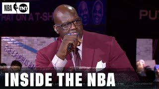 Clippers Take Round 1 in LA Versus Lakers | Inside the NBA