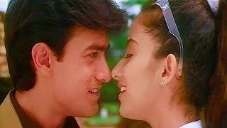 Mera Mann Kyon Tumhe Chahe - Mann - Aamir Khan & Manisha Koirala