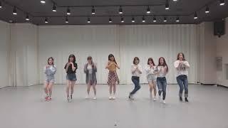 fromis_9 - DKDK [DANCE PRACTICE + MIRRORED + SLOW 100%]