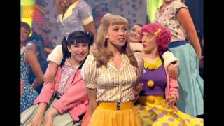 Grease - 'Summer Nights' on Blue Peter (23.03.17)