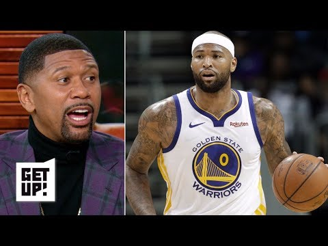 NBA film breakdown Warriors are using Boogie Cousins in unique ways – Jalen Rose Get Up