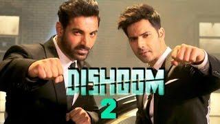 Dishoom 2 Trailer - John Abraham | Varun Dhawan Releasing Soon