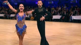Show Dance Samba: Maurizio Vescovo & Andra Vaidilaite