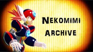 【MMD】「Nekomimi Archive」【MMX】