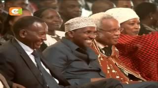 Mwendazake William Ole Ntimama azikwa nyumbani kwake Narok