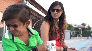 छोटू की गर्लफ्रेंड | Chotu ki Girlfriend | Khandesh Hindi Comedy | Chotu Dada Comedy Video