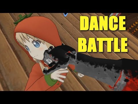 VRChat The Greatest Dance Battle in History