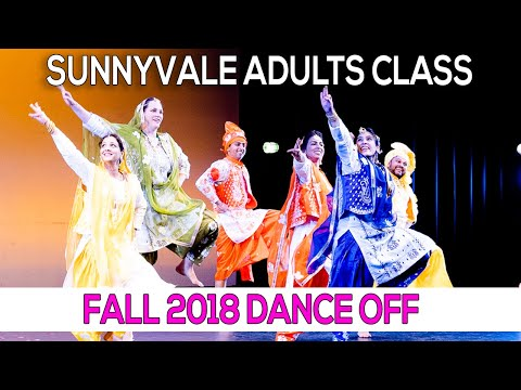 Sunnyvale Adults Class - 2018 Fall Dance Off