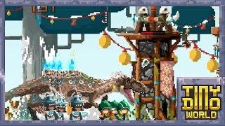 Tiny Dino World | Easy Soul Gems & Exp guide!|Ep:13