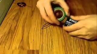 طريقة صنع محرك بسيط