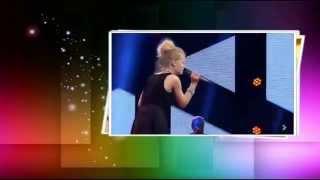 ذا فويس الدنيمارك | طفله عمرها 14 سنة تبهر الجميع بصوتها وأداءها الرائعين 2015