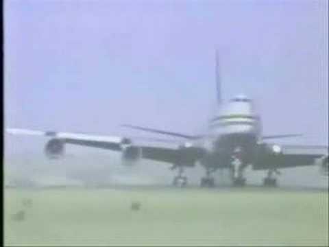 Ventos Polizei Aterrissagem de Aviões