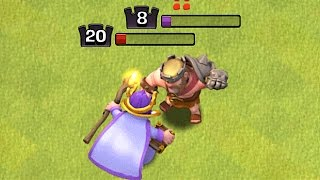 MAX WARDEN vs. KING 😀WHO WILL WIN!?!😀Clash Of Clans