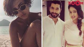 Mandana Karimi Poses In A Bikini | Ssharad Malhotra Parts Ways With GF Pooja Bisht
