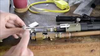 Airsoft Bolt-Action Sniper Rifle - Making the Breech Loader