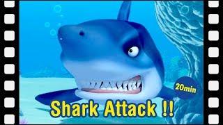 Pororo Shark Attack!! | Kids movie | kids animation | Animated Short | Pororo Mini Movie
