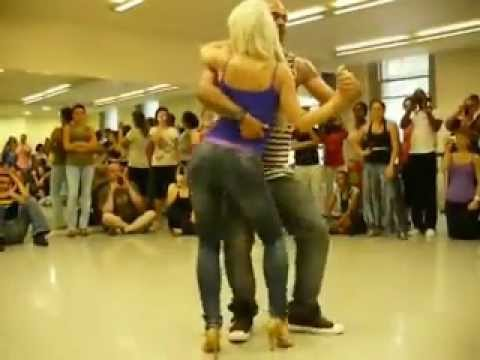 BEST KIZOMBA dance 2012