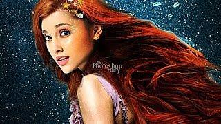 The Little Mermaid Live Action: Ariana Grande as Ariel