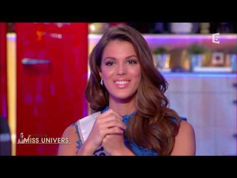 Iris Mittenaere : notre miss univers  - C à vous - 20/03/2017