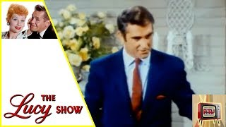 THE LUCY SHOW | Lucy and the French Movie Star | S6E3