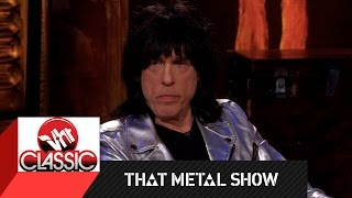 That Metal Show | Marky Ramone, DMC and Gary Holt: Getting Booed | VH1 Classic