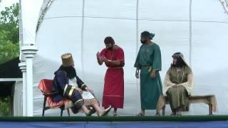 Свидетели Иеговы. Театрализованная постановка