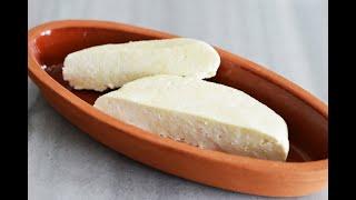 Traditional White Cheese Recipe/Secret Ingredient |  طرز تهیه پنیر سفید محلی خوشمزه