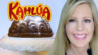 Super Moist Chocolate Kahlua Chocolate Chip Cake Demonstration - It