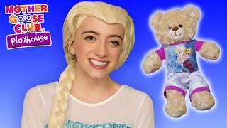 Rockabye Baby | Bedtime Lullaby with Frozen Elsa | Mother Goose Club Playhouse Kids Video