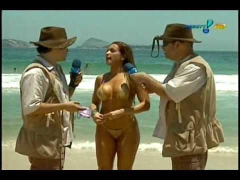 Pânico na TV Em busca da nova panicat 21 11 2010