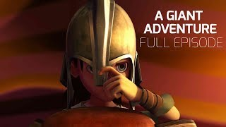 Superbook - Episode 6 - A Giant Adventure - Full Episode (Official HD Version)