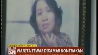 Tercium Bau Busuk, Seorang Wanita Ditemukan Tewas Tanpa Busana di Kamar Kontrakan - BIP 21/04