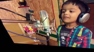 SMALL KIDS ON ZINGAT SAIRAT SONG