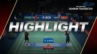 Liu Cheng/Bao Yixin (CHN) vs Lee Yong Dae/Lee So Hee (KOR) | BIOSSP2016