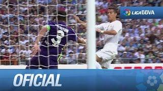 Posible gol fantasma del Real Madrid