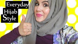 My Everyday Hijab Style!   Aminachebbi