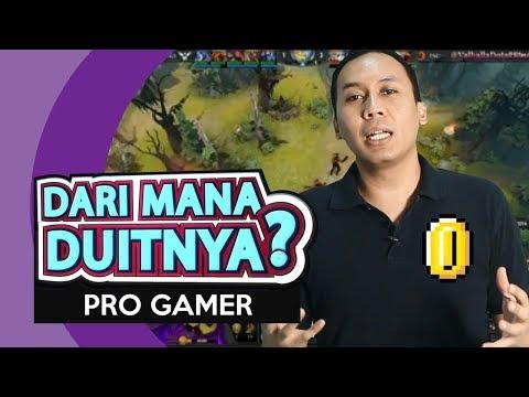 Dari Mana Duitnya Pro Gamer