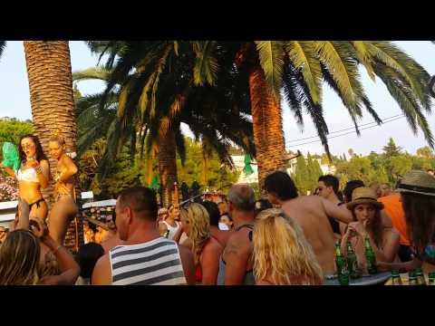 Beach bar Peoples