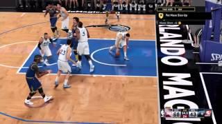 NBA 2K16 MyPark | Flexin and Finessin