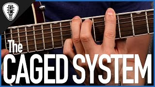 The CAGED System - Guitar Lesson