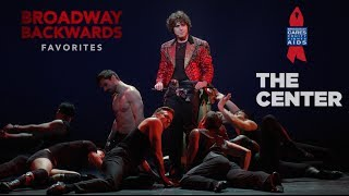 """Josh Young """"Bring On The Men"""" - Broadway Backwards 2013"""