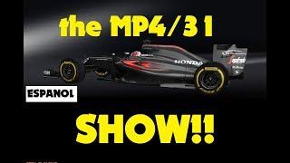 Asphalt 8 the MP4/31 SHOW!!